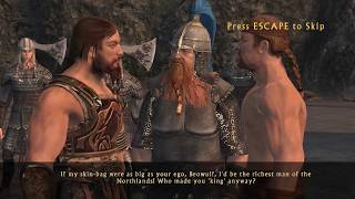 """Beowulf:The Game"" Playthrough Part 1"