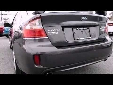 2008 subaru legacy 2 5 gt limited w vdc a5 youtube. Black Bedroom Furniture Sets. Home Design Ideas