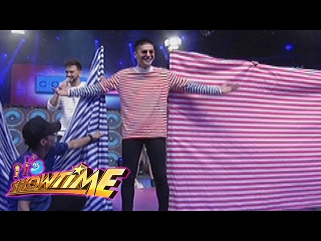 It's Showtime Copy Cut: Vice Ganda notices Ronnie's Shirt