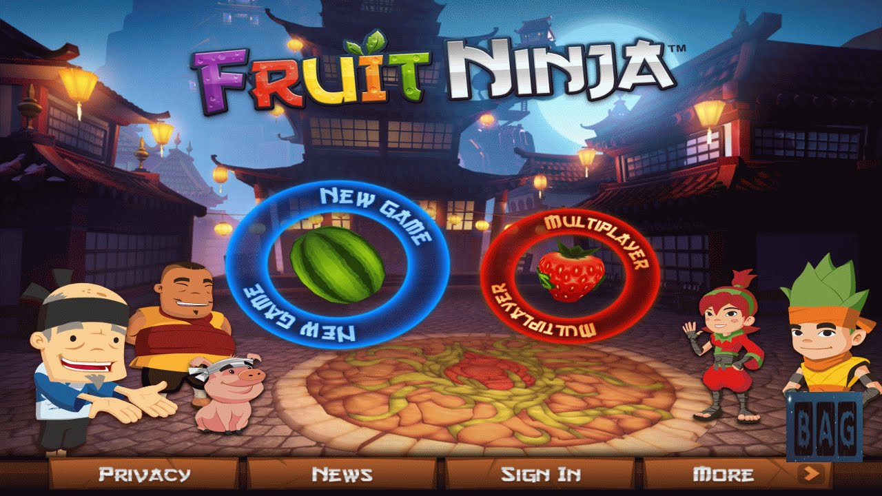 Fruit ninja free game - Fruit Ninja Free Hd Gameplay