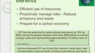أورايلي الشبكي: استخدام تكنولوجيا المعلومات والاتصالات لإنشاء الأعمال التجارية المستدامة