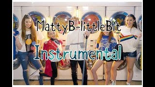 MattyB LittleBit instrumental HD Karaoke