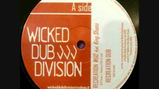 "Wicked Dub Division - ""Culture"" + ""Recreation"" & versions - 2009"