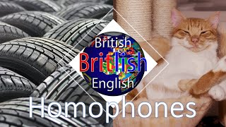 British English Pronunciation and Vocabulary of Homonyms - Learn English