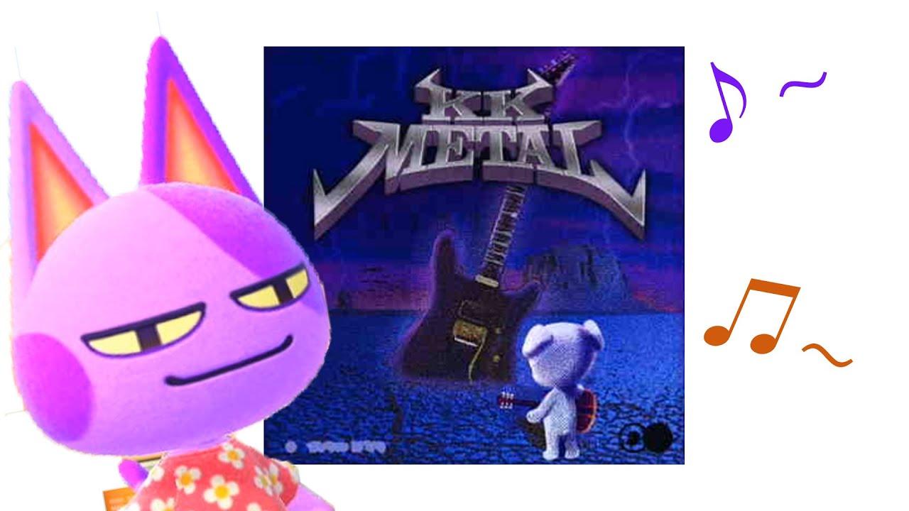 Villagers Mostly Bob Singing K K Metal Together Animal