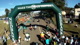 RC HELICAM Aerial Video of the 2011 Comrades Marathon