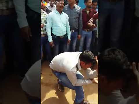 Chubhti garmi comedy dance