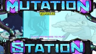 TMNT: Mutation Station - Create Your Own Mutant (Mutant Bear Creation)