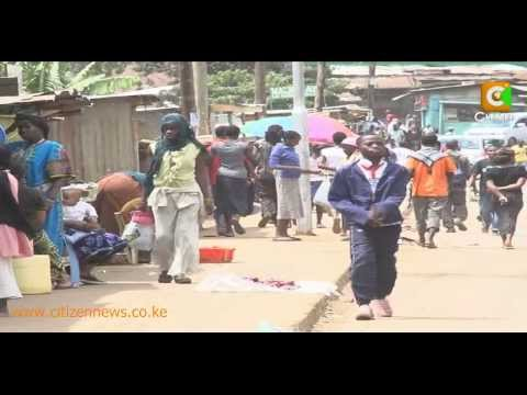Tension In Kibera Over Issuance of Title Deeds