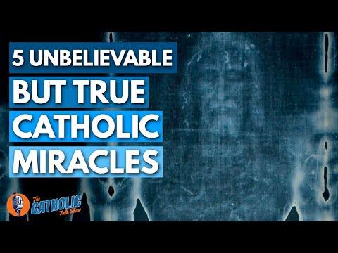 Episode 12: 5 Unbelievable But True Catholic Miracles | The Catholic Talk Show