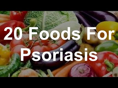 20 Foods For Psoriasis - Foods That Help Psoriasis