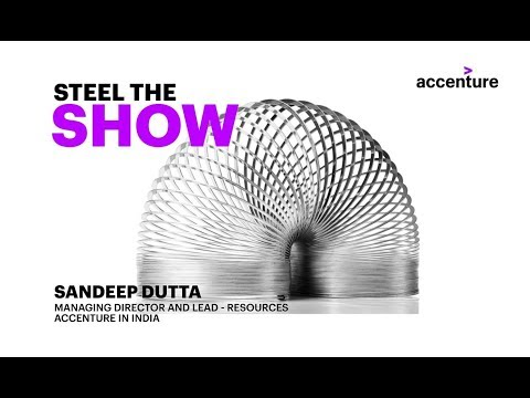 Accenture Business Journal for India 2018 - STEEL THE SHOW