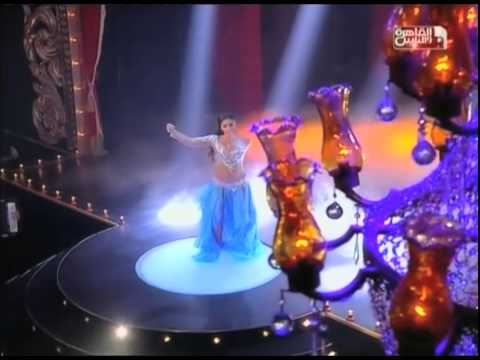 Alla Kushnir   Ka'ab El Ghazal   Best of Al Rakesa The Belly Dancer Cairo   ألا كوشنير thumbnail