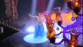 Alla Kushnir   Kaab El Ghazal   Best of Al Rakesa The Belly Dancer Cairo   ألا كوشنير