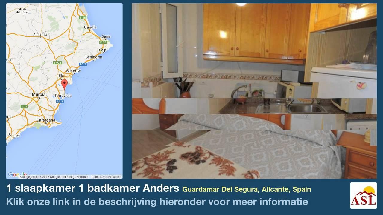 1 slaapkamer 1 badkamer Anders te Koop in Guardamar Del Segura ...