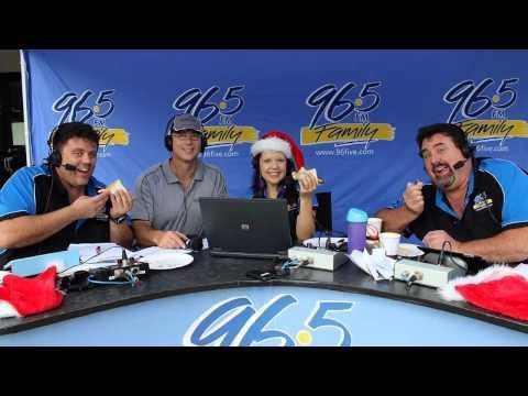 Pork-U-Pine Sausage Family FM 96.5 Outdoor Broadcast Part 2