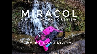MIRACOL HIKING BACKPACK REVIEW