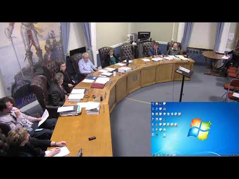 City of Plattsburgh, NY Meeting  11-21-19