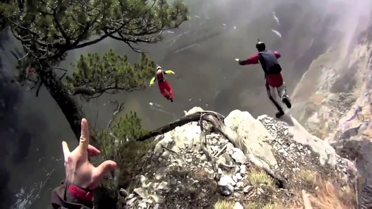 hd] people are awesome 2013 - base jumping edition - youtube