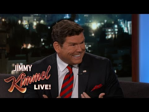Bret Baier on CNN, FOX News, Donald Trump & Ronald Reagan