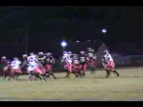 Fulton High School Homecoming Game Kickoff