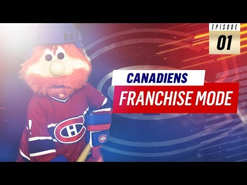 "NHL 19 Franchise Mode - Montreal Canadiens #1 - ""BERGEVIN CONTRACTS"""