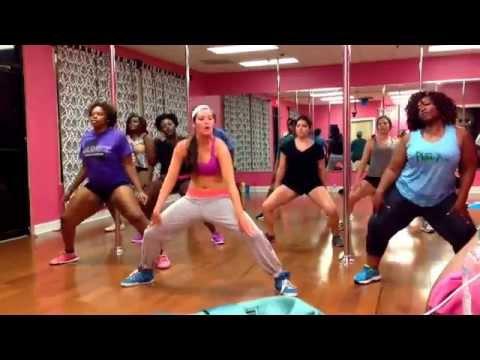 Bandz A Make Her Dance twerk werkout