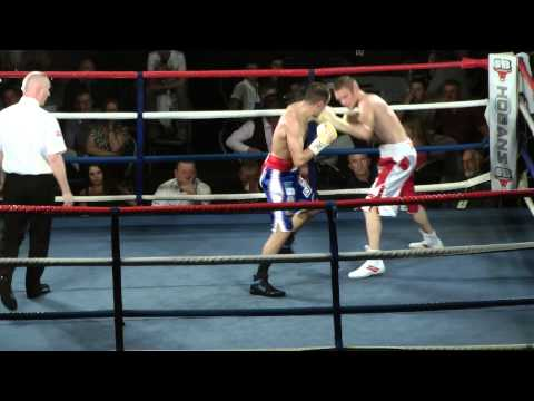 Andy Townend v Sean Dodd FULL FIGHT