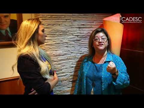Entrevista com a Missª. Claudia Guimarães - 23º Congresso da UACADESC