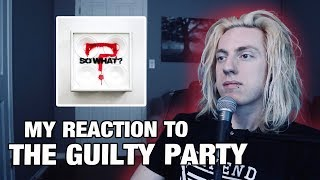 Metal Drummer Reacts: The Guilty Party by While She Sleeps