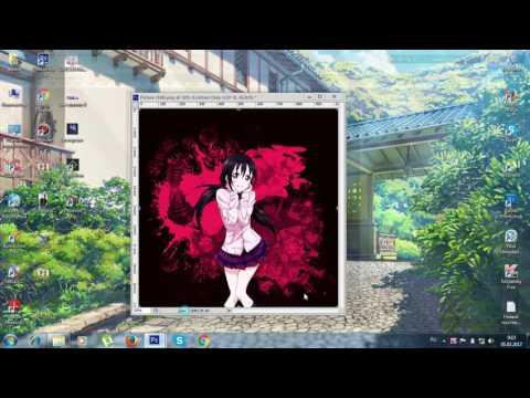 Как сделать красивую аниме аватарку | урок от Fukkazumi senpai
