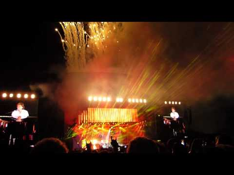 Paul McCartney - Live and Let Die - Rock Werchter 30/06/2016