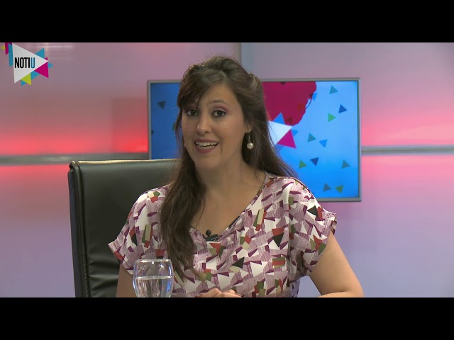 NOTI U - Noticiero de la Red Nac. Audiovisual Universitaria - Prog.Especial 02 - B 01 (Año 2020)
