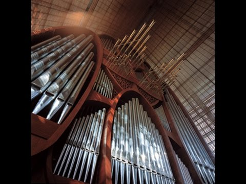 Fratelli Ruffatti - Pipe Organ Factory Tour Video