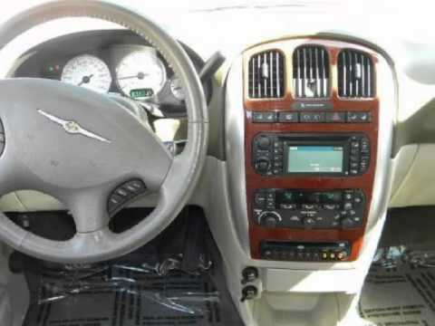 2006 Chrysler Town Country Limited Leather Navi Dvd