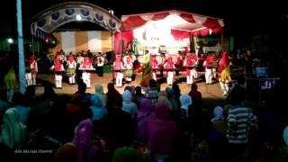 Drumband Versi Padang Bulan dari MTS Almukarom SUMOROTO