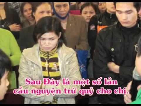 Cầu nguyện trừ quỷ giáo phận Bùi Chu part 1.mp4