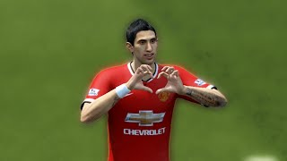 FIFA 15 | ANGEL DI MARIA | WELCOME TO MANCHESTER UNITED | #ADM7 DEBUT VS BURNLEY!