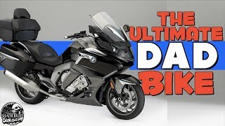 The ULTIMATE Dad Motorcycle | BMW K1600GTL Review by Shadetree Surgeon