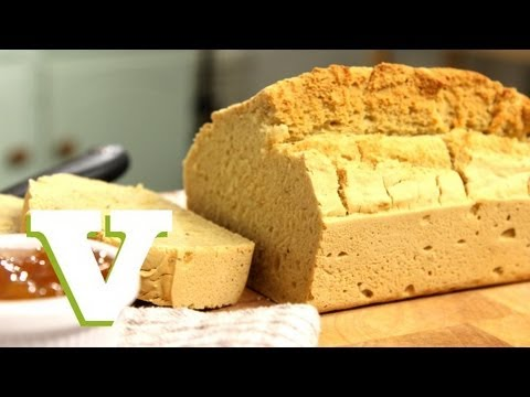 Gluten Free Chickpea Bread: Food For All 2