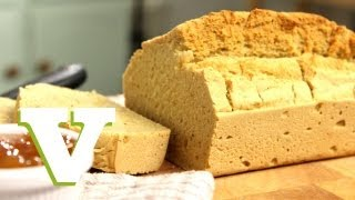 Gluten Free Chickpea Bread: Food For All S02e6/8