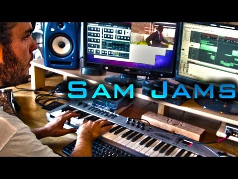 Sam Jams: How our music is made!