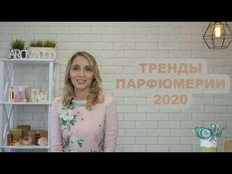 ТРЕНДЫ ПАРФЮМЕРИИ 2020