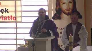 o. Daniel : kazanie 16.03.2013 : Umiłować Słowo Boże