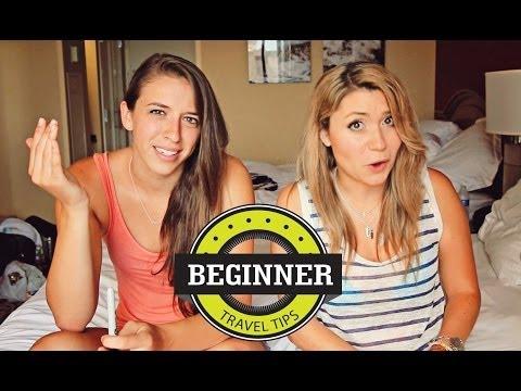 Beginner Travel Tips | w/ Rachel Ballinger