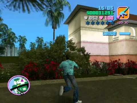Grand Theft Auto: Vice City - Episodio 10 Videos De Viajes