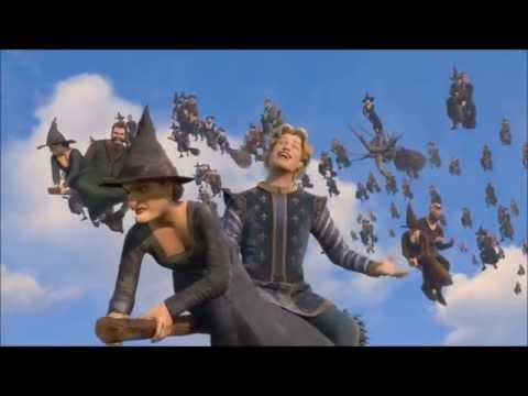 Shrek The Third - Charming Attacks