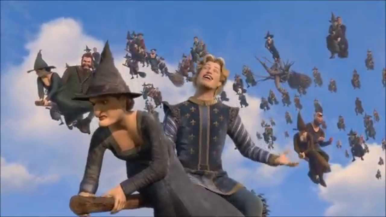Download Shrek The Third - Charming Attacks