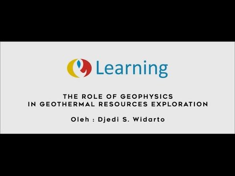 HMGI E-Learning : The Role of Geophysics in Geothermal Exploration (Gravity & Magnetic)