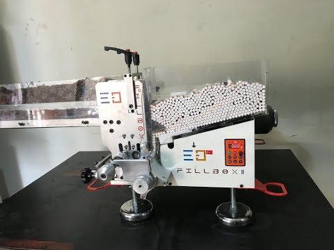 Tütün Dolum Makinesi